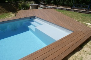 gallery/lot piscine bassin avec plage