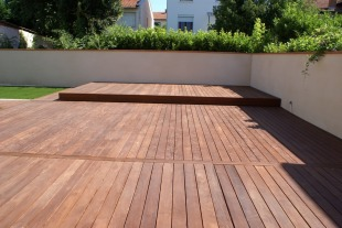 gallery/lot piscine terrasse mobile